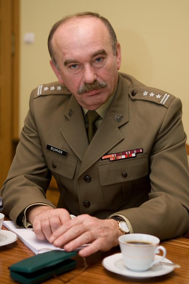 płk dr inż. Stanisław Ruman Szef Zespołu ds. Profesjonalizacji SZRP