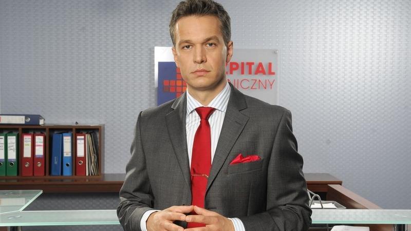 Na dobre i na złe - Michał Żebrowski - zajawka
