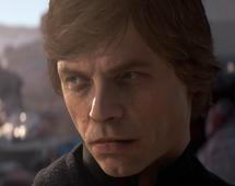 """Luke Skywalker to jedna z zablokowanych postaci w grze """"Star Wars Battlefront 2"""""""