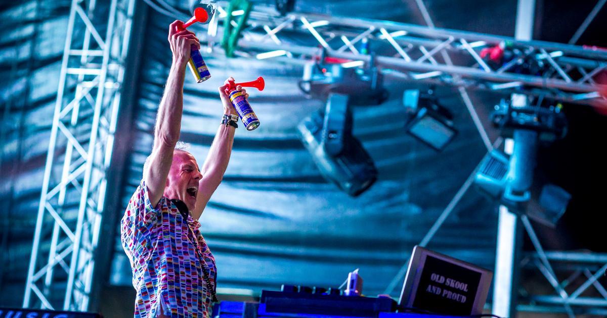 Fatboy Slim: Zasuze mi oči kad se setim prvog nastupa na Exitu 369 Podeljeno 369