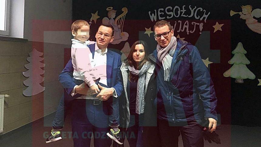 9d39fae9ec60d Rodzina, żona i dzieci Mateusza Morawieckiego