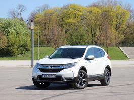Honda CR-V Hybrid – zastąpić diesla | TEST