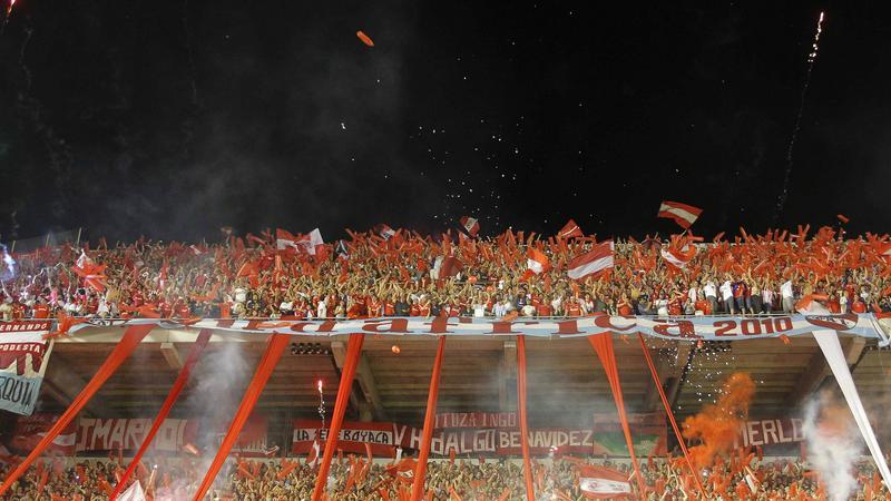 Kibice Copa Sudamericana
