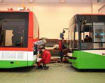 Ursus od lat produkuje autobusy elektryczne