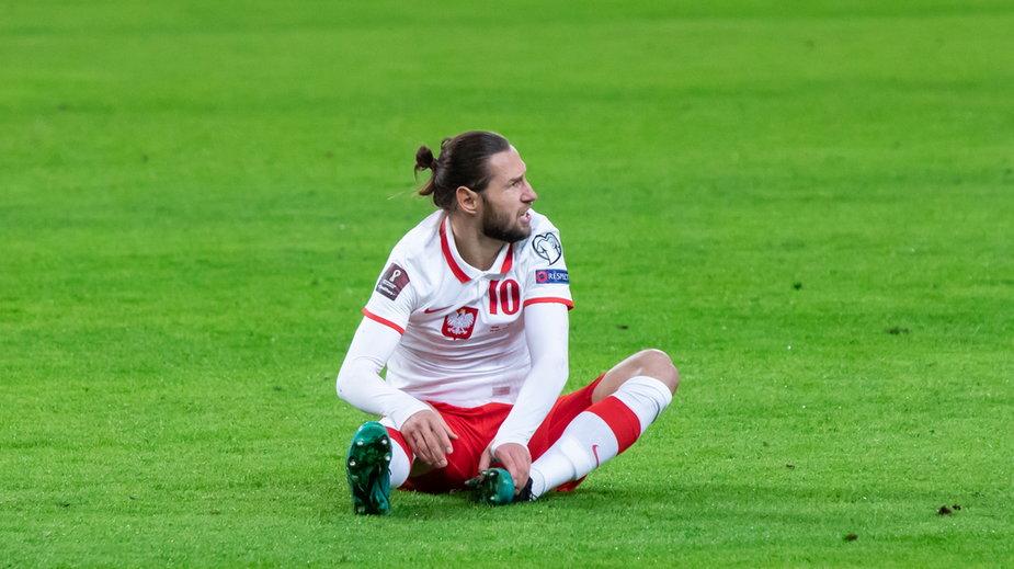 Reprezentacja Polski może zagrać mecz ze Szwecją bez udziału Grzegorza Krychowiaka