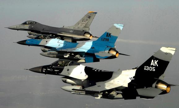 F16 blok 30 avioni
