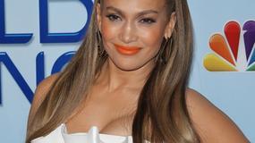 Jennifer Lopez jak nastolatka