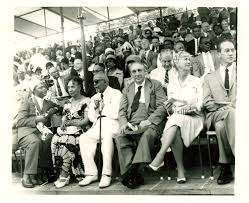 Dignitaries at Nigeria's Independence (Credit - iStock)