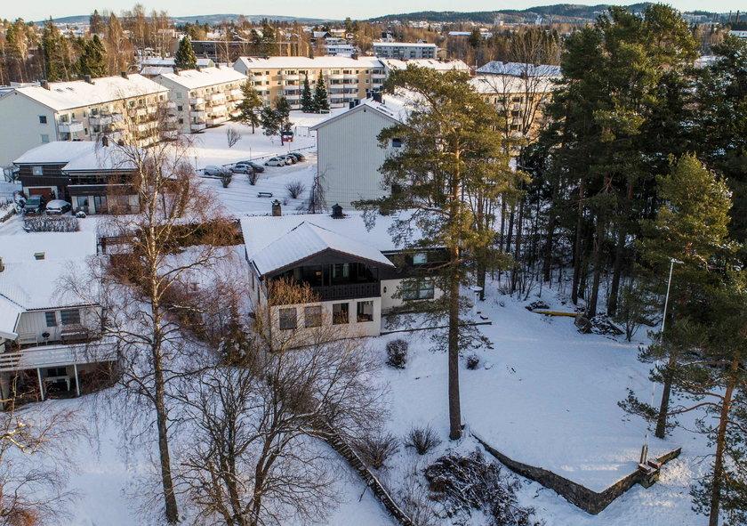 Posiadłość miliarderów pod Oslo