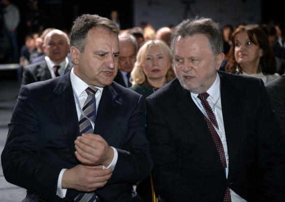 Sa Dušanom Vujovićem