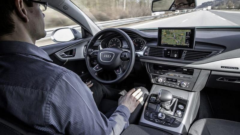 Autonomiczne Audi już w 2021 roku