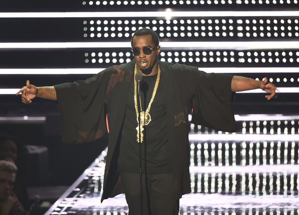 MTV Video Music Awards 2016: P.Diddy