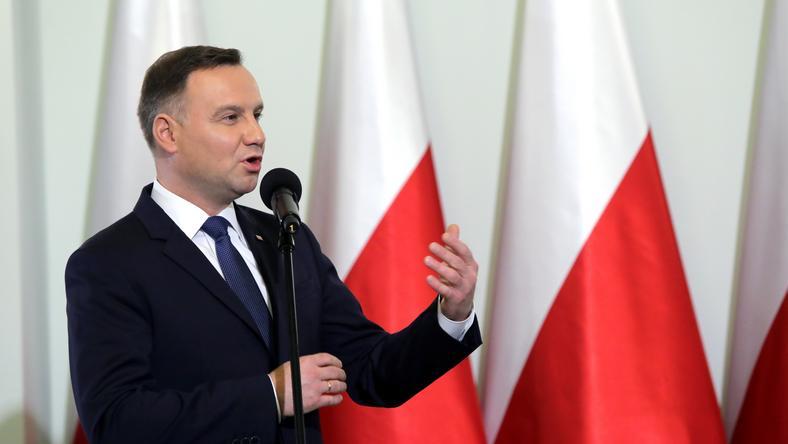 Prezydent Andrzej Duda nie chce wzmocnienia pozycji Zbigniewa Ziobry