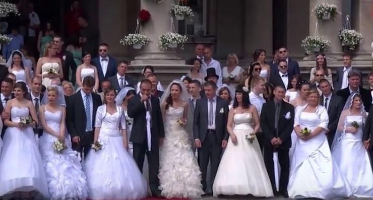 Kolektivno venčanje