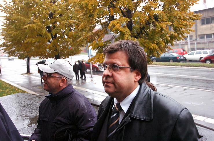 Optuženi Branko Jocić