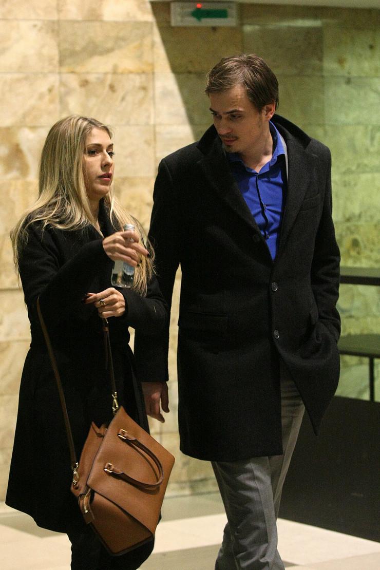 Kristina sa mužem