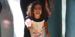 Fotoreporterzy dostali po nosie od córki Kim Kardashian