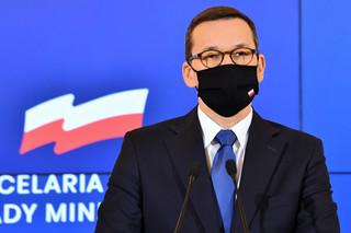 Wynik testu premiera Morawieckiego na koronawirusa jest ujemny