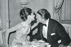 Odri Hepbern i Živanši u Parizu 1964.