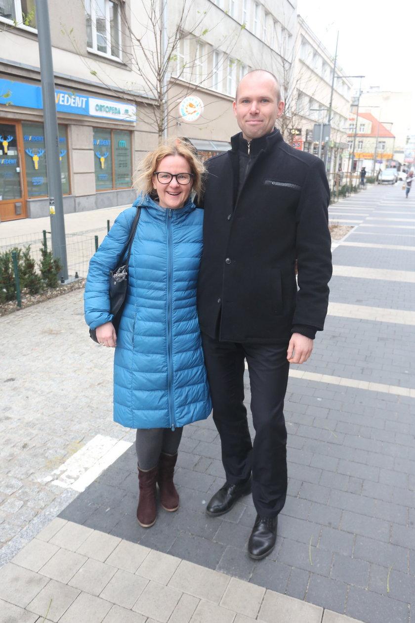 Barbara (40 l.) i Paweł (40 l.) Brzezińscy z Gdyni