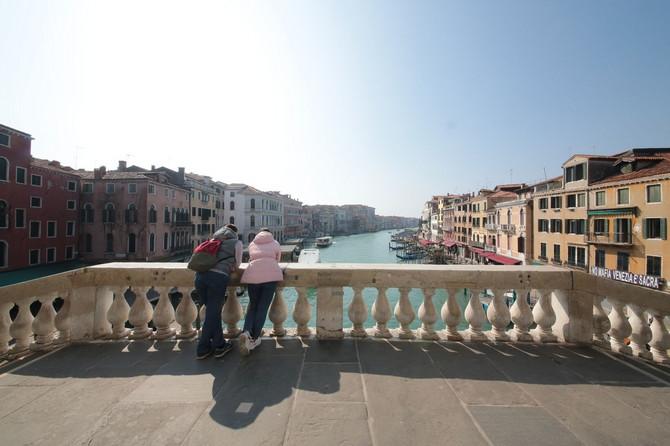 Pusta Venecija zbog korona virusa