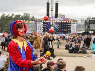 Bez specjalnych pociągów na Pol'And'Rock Festival. Przewozy Regionalne zabrały głs