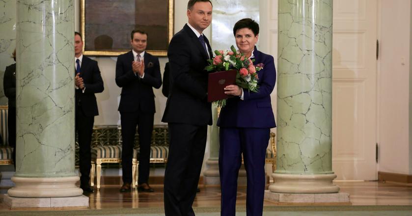 Ministrowie w rządzie Beaty Szydło nie otrzymają odpraw