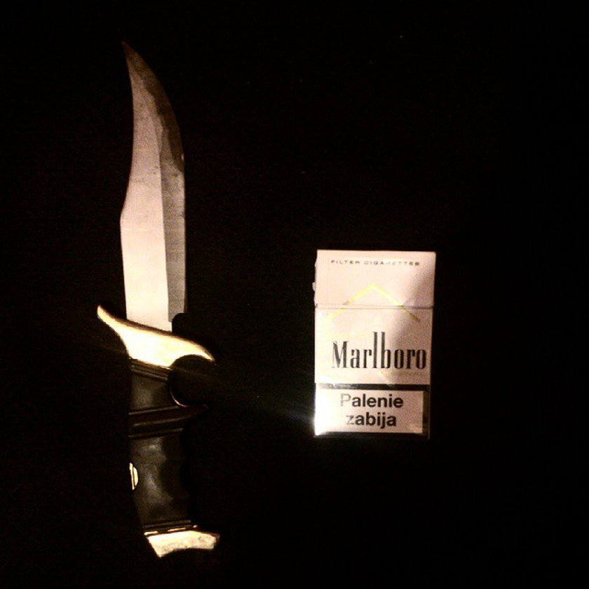 Nóż morderczyni