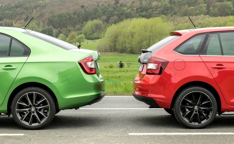 """Auta, które nie kosztują majątku, nie błyszczą ozdobnikami i oferują prostą technikę służącą po prostu do jeżdżenia, stały się dziś rzadkością. Do takich samochodów zalicza się Skoda Rapid, która po modernizacji kosztuje mniej niż """"stara"""" wersja"""