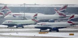 Libacja załogi na pokładzie British Airways