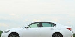 Lexus GS 450h: sportowy i multimedialny