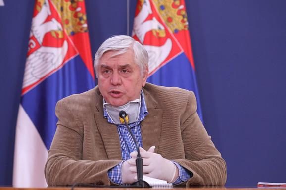 Epidemiolog, dr Branislav Tiodorović