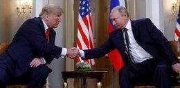 Putin gościem w Białym Domu! Panowie się zaprzyjaźnili