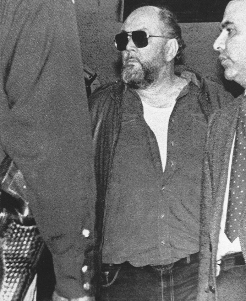 "Richard ""The Iceman"" Kuklinski (1935-2006)"