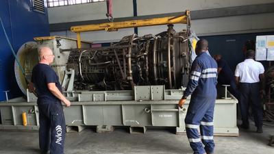 GE records localisation landmark with major gas turbine repair in Nigeria