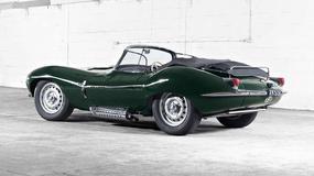 Jaguar XKSS - rzadki, ultradrogi i wyprzedany!