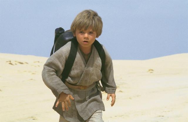 """Džejk kao Anakin u """"Ratovima zvezda"""""""