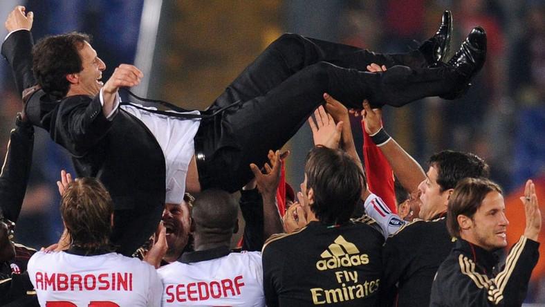 Milan mistrzem Włoch