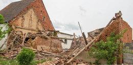 Na Dolnym Śląsku zawaliła się stodoła. Pod gruzami był 17-latek