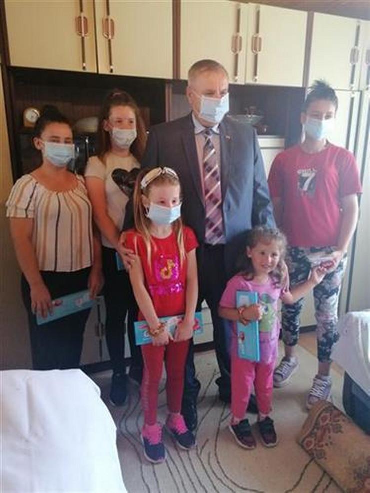 Radovan Viskovic viseclana porodica