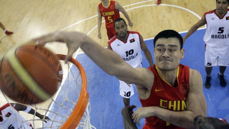 Gwiazda NBA Yao Ming kończy karierę. Rozpacz w Chinach