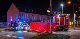 Koszmarny wypadek w Poznaniu. 8-letnia dziewczynka zginęła na pasach