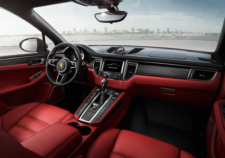 Porsche Macan - SUV na sportowo