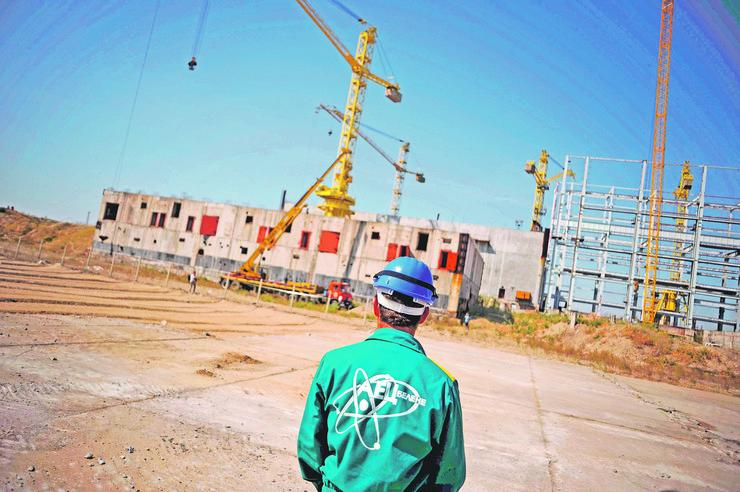 Nuklearka Nuclear Power Plant bulgaria foto epa VASSIL DONEV(8)