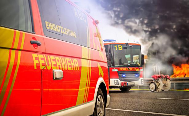 niemiecka straż pożarna