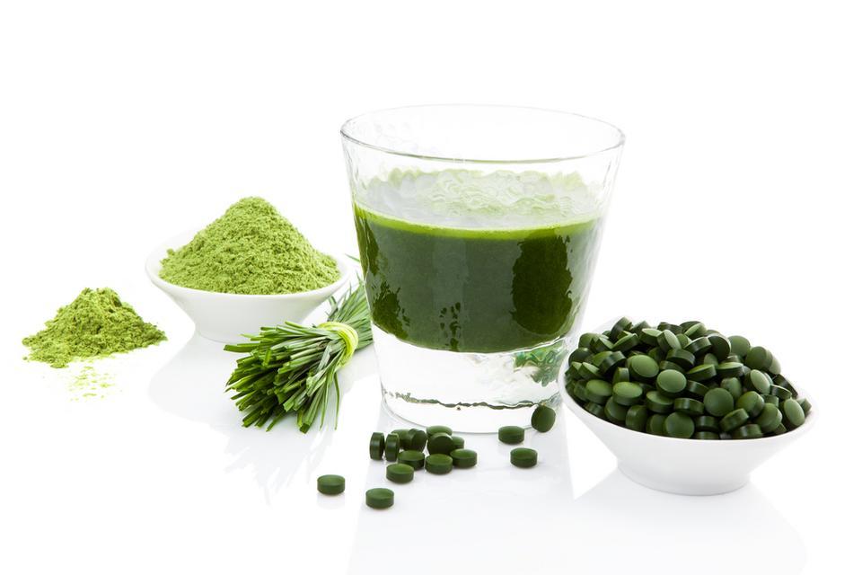 Jak pić zielony jęczmień żeby schudnąć