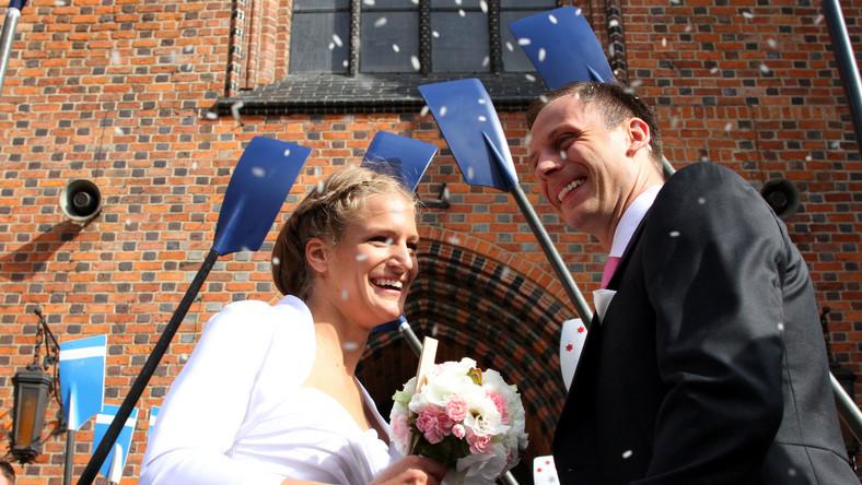 Polska medalista z Londynu wyszła za mąż