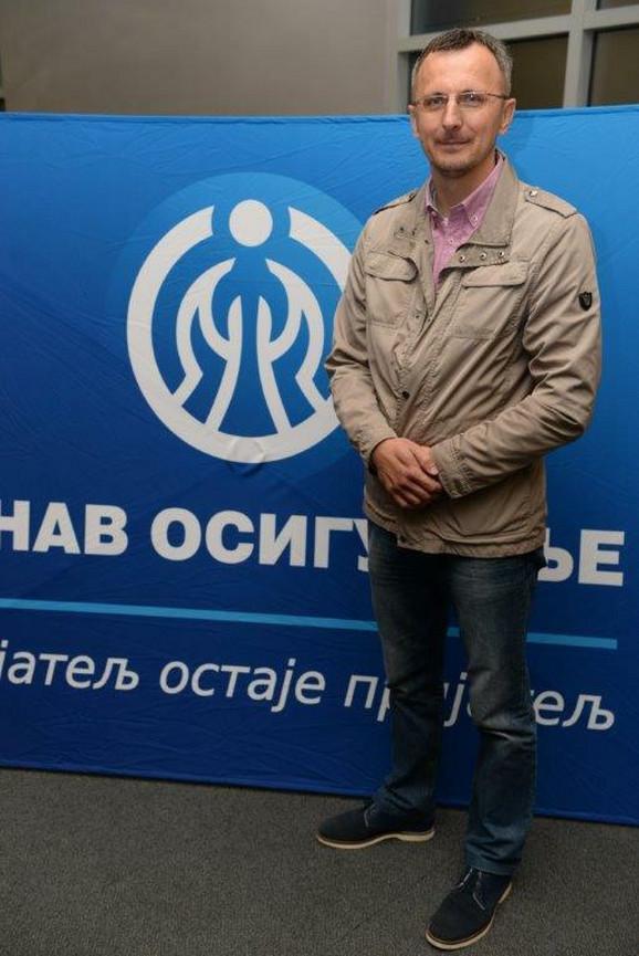Vladimir Beljička, SLOVAN AGRAR
