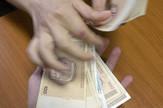 prosecna plata km novac