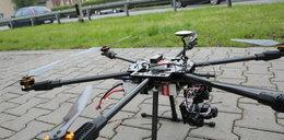 Drony będą pilnować bezpieczeństwa Ślązaków